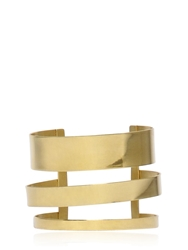 Faith Connexion Gold Metal Cuff Bracelet