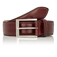 Harris Men's Smooth Leather Belt Tan
