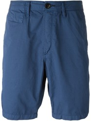 Paul Smith Jeans Regular Fit Shorts Blue