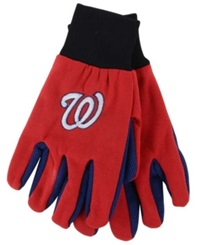 Forever Collectibles Washington Nationals Palm Gloves