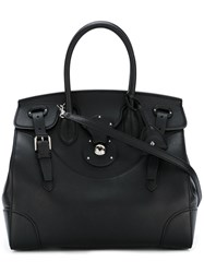Ralph Lauren Medium Doctor Bag Black