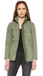 Madewell Fleet Jacket Green