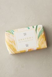 Anthropologie Anatomy Of A Fragrance Bar Soap Orchid Vanille