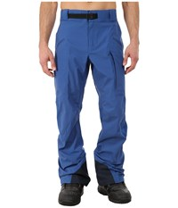 Black Diamond Recon Pants Denim Men's Casual Pants Blue
