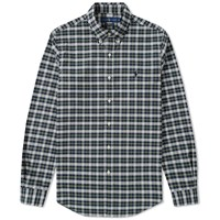 Polo Ralph Lauren Button Down Check Oxford Shirt Multi