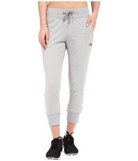 The North Face Jersey Capris Tnf Light Grey Heather Women's Capri Gray