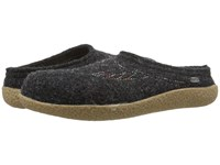 Giesswein Bella Charcoal Women's Slippers Gray