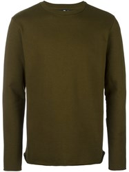Paul Smith Ps By Round Neck Sweatshirt Green