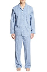 Nordstrom Men's Men's Shop Poplin Pajama Set