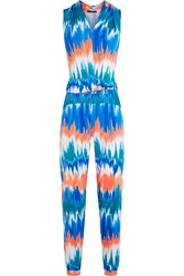 Tart Collections Harli Printed Stretch Modal Jersey Jumpsuit