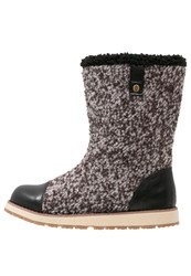 Luhta Luna Winter Boots Chocolate Brown