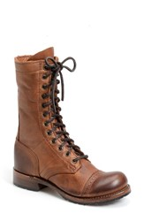 Women's Vintage Shoe Company 'Molly' Boot Havana