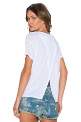 Feel The Piece Raeburn Top White