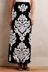 Kas Vienne Maxi Skirt Black And White