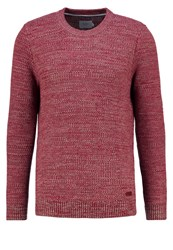 Pepe Jeans Furrier Jumper 286Burnt Red Bordeaux