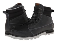 Volcom Sub Zero 2 Gunmetal Grey Men's Lace Up Boots Gray