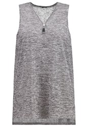 New Look Inspire Top Grey