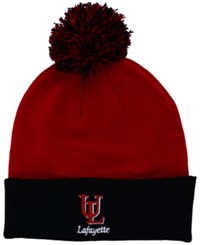 Top Of The World Louisiana Ragin' Cajuns 2 Tone Pom Knit Hat