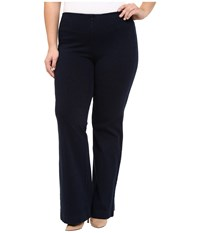 Lysse Plus Size Denim Trousers In Indigo Indigo Women's Jeans Blue