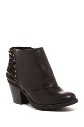 Rampage Tailspin Ankle Boot Black