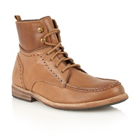 Frank Wright Angel Men S Lace Up Boots Brown