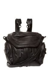 Alexander Wang Mini Marti Backpack Black