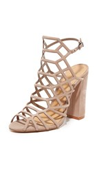 Schutz Jaden Sandals Neutral