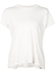 The Great Round Neck T Shirt White