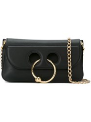 J.W.Anderson J.W. Anderson 'Pierce' Clutch Black