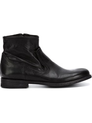 N.D.C. Made By Hand 'Simone' Boots Black