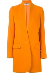 Stella Mccartney 'Bryce' Peacoat Yellow And Orange