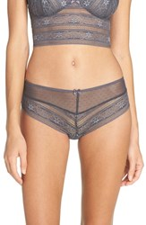 Chelsea 28 Women's Chelsea28 'Sweet Nothings' Briefs Grey Graphite
