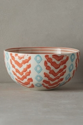 Hand Painted Nut Bowl Anthropologie.Eu