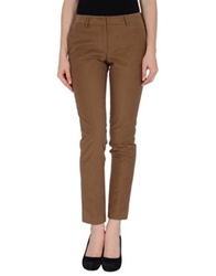 Tonello Casual Pants Camel