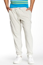 Parke And Ronen South Pointe Jogger Pant Beige