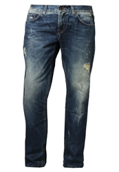Ltb Diego Slim Fit Jeans Lucius Wash Bleached Denim