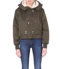 Diesel Moto Quilted Shell Jacket 0Lalv 900