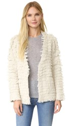 The Great Short Monster Cardigan Cream