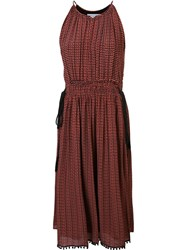 Apiece Apart 'Lippard' Dress Red
