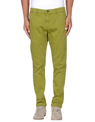 Monocrom Casual Pants Green