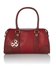 Ollie And Nic Lou Red Shoulder Bag