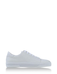 A.P.C. Low Tops And Trainers White