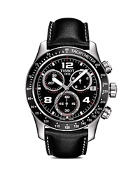 Tissot V8 Watch 42.5Mm Black