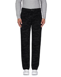 Garbstore Trousers Casual Trousers Men Black