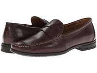 Nunn Bush Westby Penny Slip On Penny Loafer Brown Men's Slip On Shoes