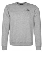 Kappa Nairobi Sweatshirt Grey Melange Mottled Grey