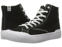 Huf Classic Hi Ess Tx Black Men's Skate Shoes