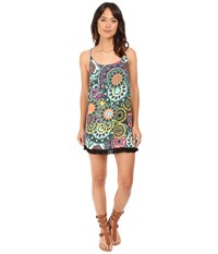 Hurley Sable Dress Hyper Jade U Women's Dress Multi