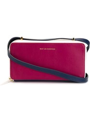 Want Les Essentiels De La Vie 'Demiranda' Shoulder Bag Red
