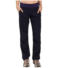 Arc'teryx Solita Pant Marianas Women's Casual Pants Blue